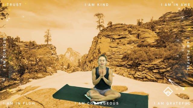 NEW | 33 Min Yoga with Alyssa | Kindn...