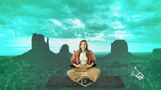 33 Min Breathwork with Aine | Courage | Dopamine
