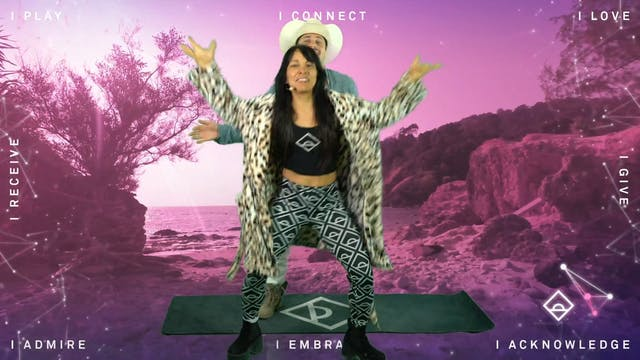 12 Min Dance Party with Radha | Conne...