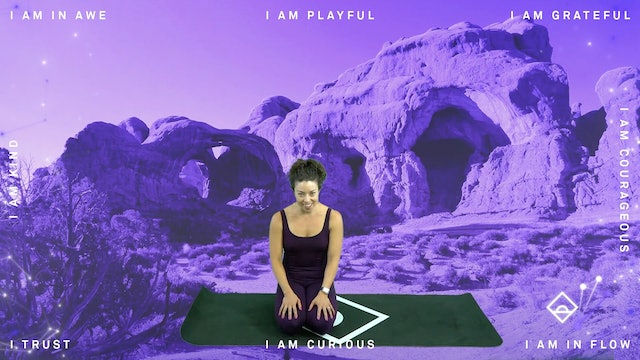 NEW | 39 Min Yoga  DOSE with Linsday| Awe | Endorphins