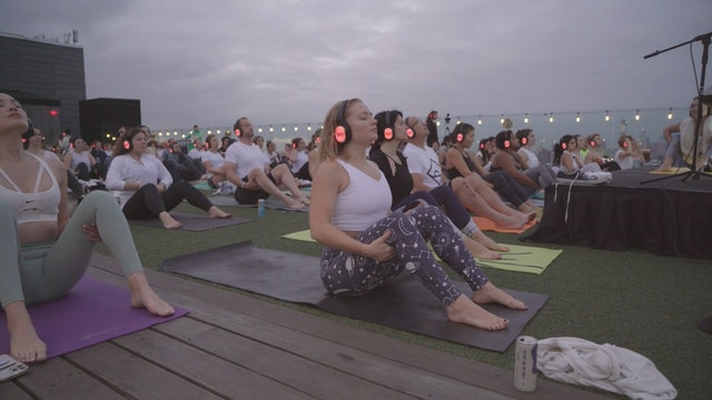 NEW | 43 Min Yoga with Alyssa | Connection | Serotonin