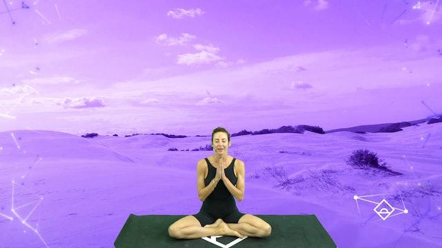 Live!! | 33 min DOSE | Yoga with Sarrah