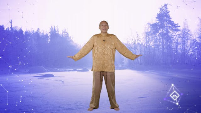 33 Min Qigong with Master Mingtong Gu...