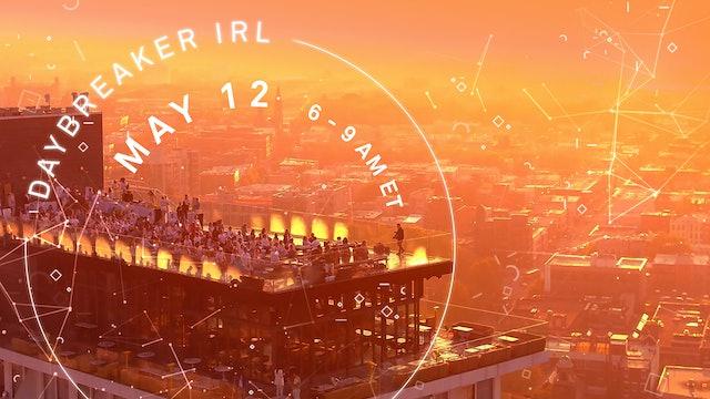 Livestream   5.12   6AM ET   Daybreaker NYC // We ❤️ NY