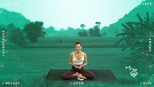NEW | 16 Min Meditation with Sarrah |...