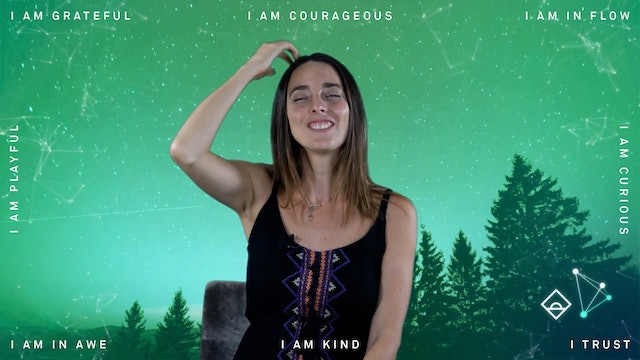 12 Min EFT Tapping with Jennifer | Courage | Dopamine
