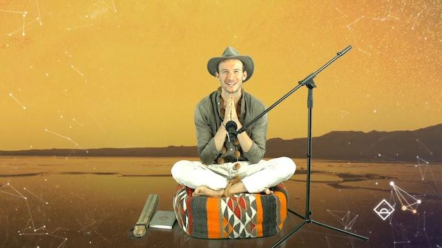 11 Min Meditation with Victorien | Gratitude | Serotonin
