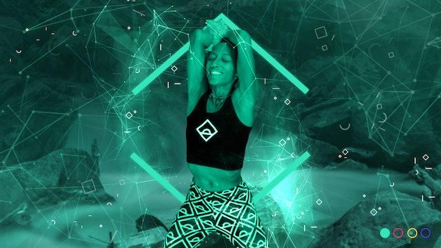 Day 10   Dopamine   33 Min Yoga Flow   Sharpen Your Focus with Karine