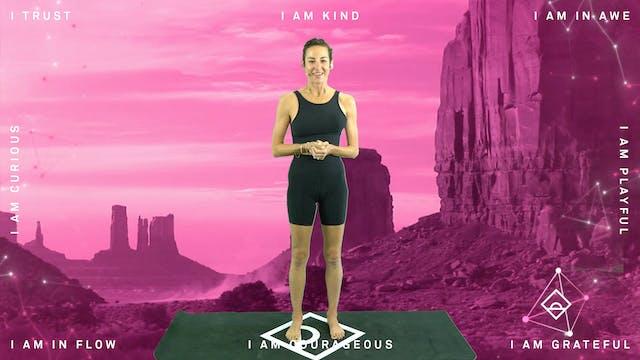 NEW | 13 Min Yoga with Sarrah | Relea...