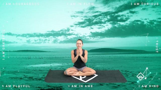 NEW | 33 Min Yoga Flow with Alyssa | Flow | Dopamine
