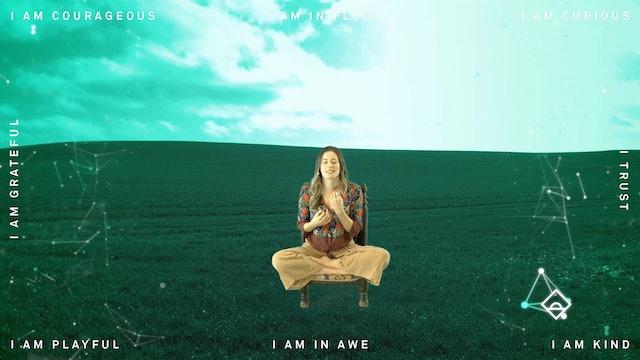 NEW | 33 Min Breath Work with Aine | Curiosity | Dopamine