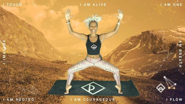 Day 7 | 11 min Yoga with Karine | Kin...