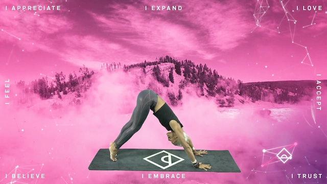 Day 2 | Oxytocin | 33 Min Yoga | Joy Love Flow with Karine