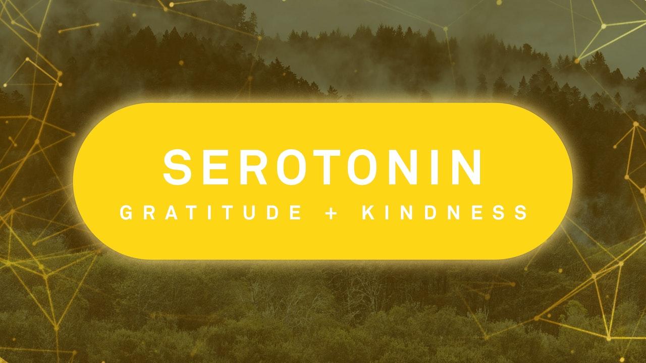 Serotonin: Gratitude + Kindess