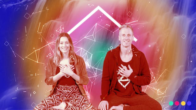 33 Min Breathwork with Dane + Aine | ...
