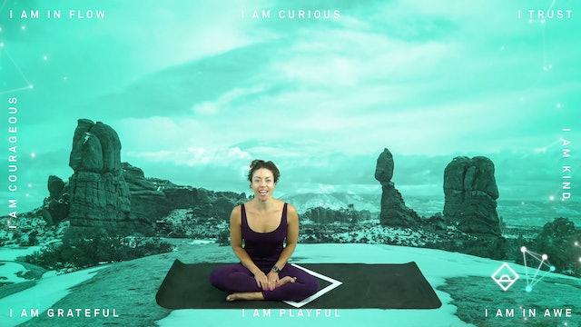 33 Min Yoga with Lindsay | Curiosity | Dopamine