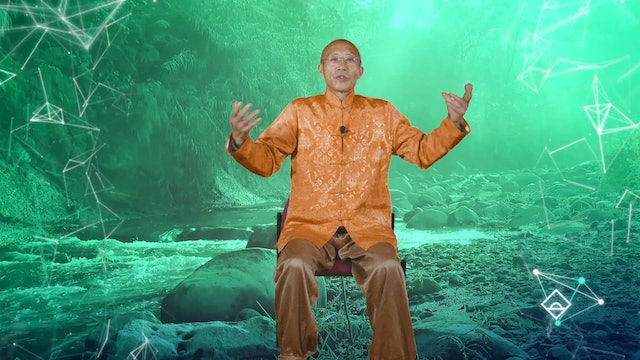 Dopamine | 15 Min Qigong | Visualizing an Ocean of Light with Master Mingtong Gu