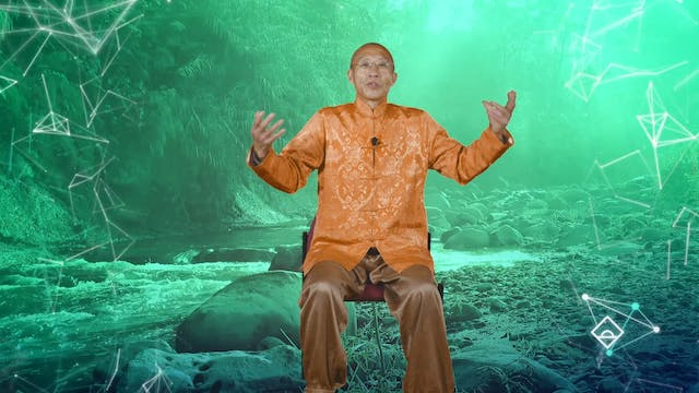 15 Min Qigong with Master Mingtong Gu...
