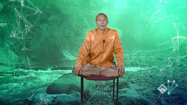 Day 13   Dopamine   15 Min Qigong   Visualizing Ocean of Light with Mingtong Gu