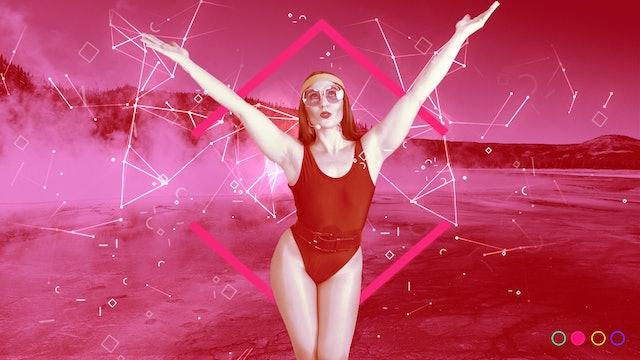 Oxytocin | 33 Min Bodyroll Aerobix | Groovy '70s with Viva