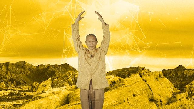 Serotonin | 35 Min Qigong | Awakening Qi with Master Mingtong Gu