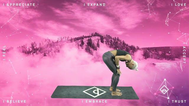NEW | 33 Min Yoga Flow with Karine | ...