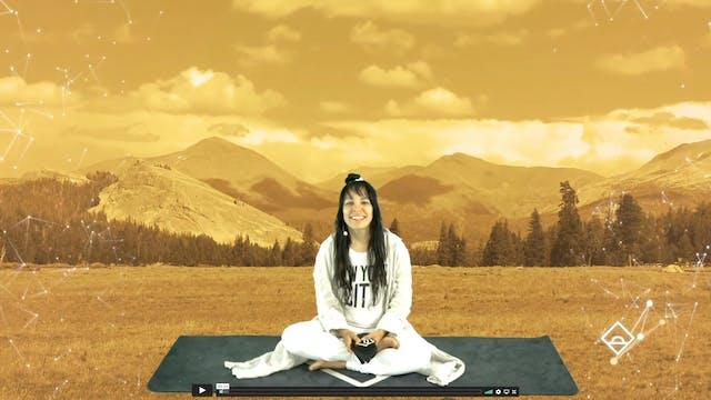 12 Min Meditation with Radha | 5 Sens...