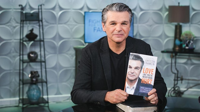 Love Like You've Never Been Hurt | Jentezen Franklin