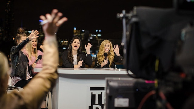 """""""Behind the Scenes"""" 