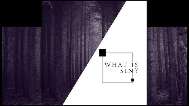 What is Sin? | John Paul Jackson