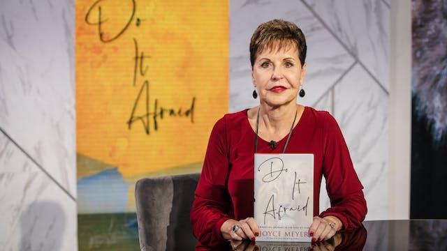 Do It Afraid | Joyce Meyer