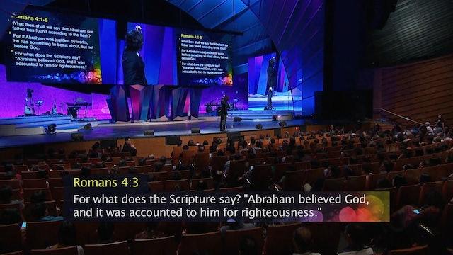 Inherit God's Promises By Faith, Not Works | Part 3