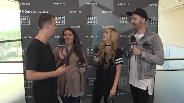 Backstage | David & Alena Moore | King Kramer