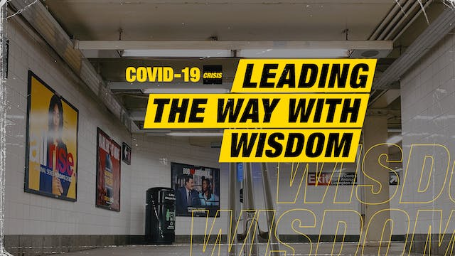 Leading the Way with Wisdom