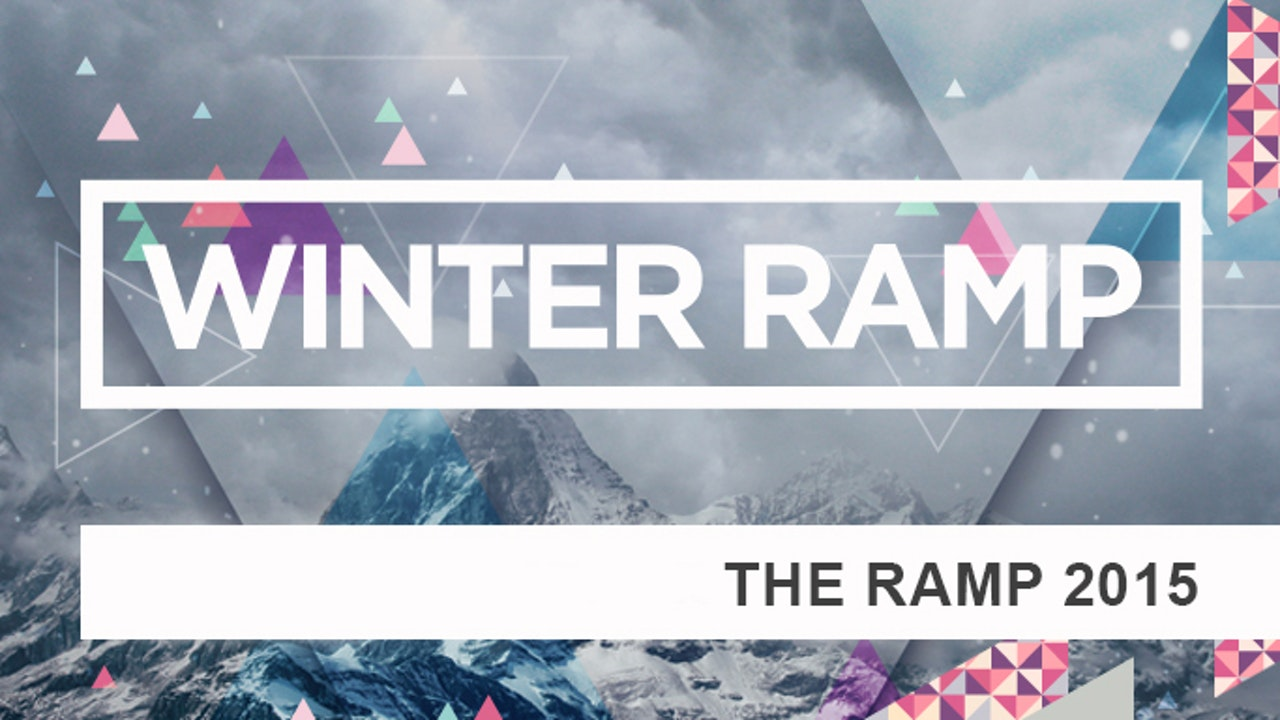 Winter Ramp