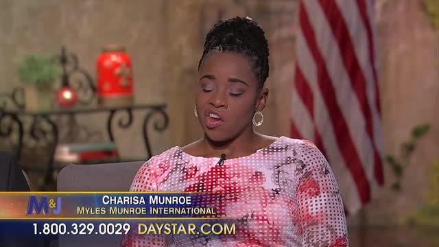 Myles & Charisa Munroe | Bill Winston