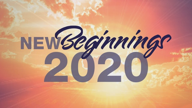 """""""The Prophetic Word for 2020"""" 
