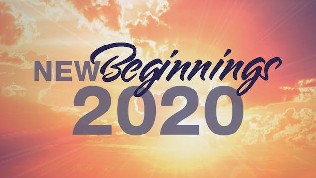 """The Prophetic Word for 2020"" 