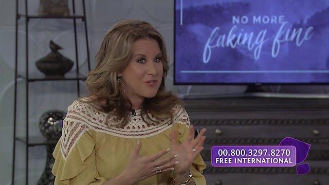 No More Faking Fine | Esther Fleece