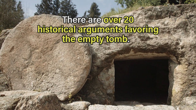 The Historical Evidence for the Resurrection that Even Skeptics Believe | Part 3