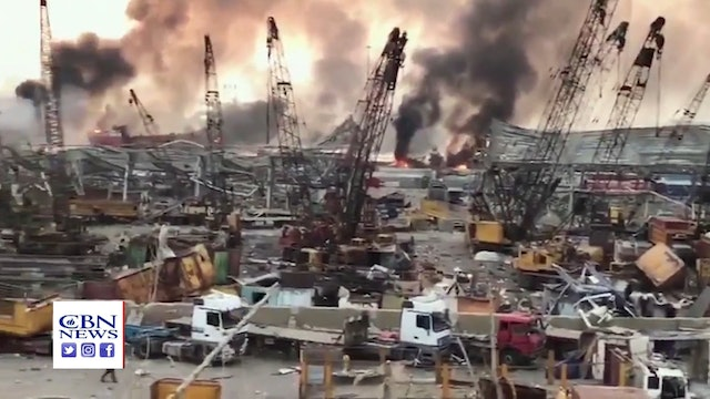 Beirut Explodes: The Blast that Changed a City, a Country and the Mideast