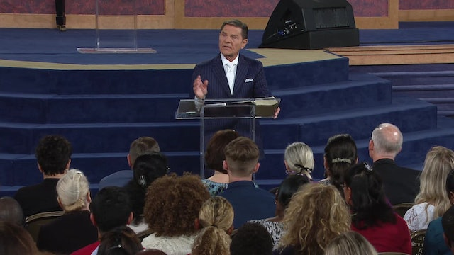 """Renew Your Mind That God Is Love"" 