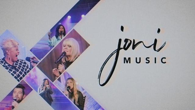 Joni Music | Anthony Evans & Forever Jones