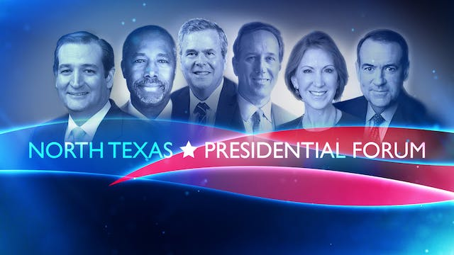 North Texas Presidential Forum 2015