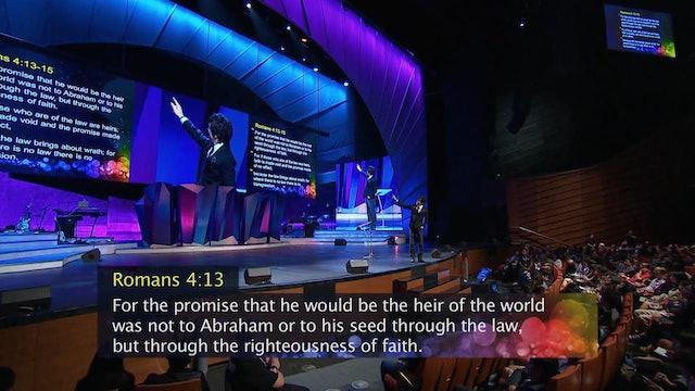 Inherit God's Promises By Faith, Not Works | Part 2