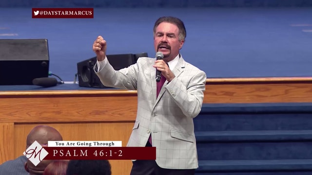 """You Are Going Through"" - Word of Faith International Christian Center - (08.26.2018)"