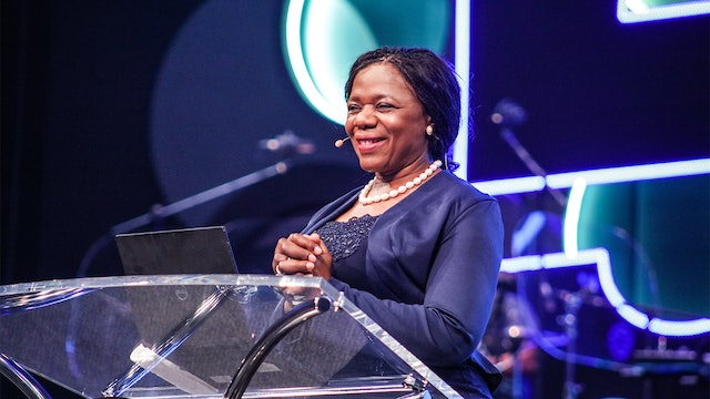 """Time to Lead Like Deborah"" 