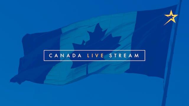 Canada Live Stream