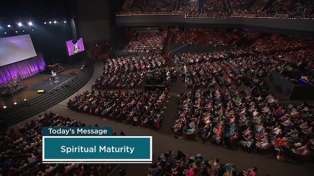 Spiritual Maturity | Part 1