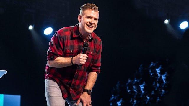 """God Has Bigger Plans"" | Jeremy Foster"